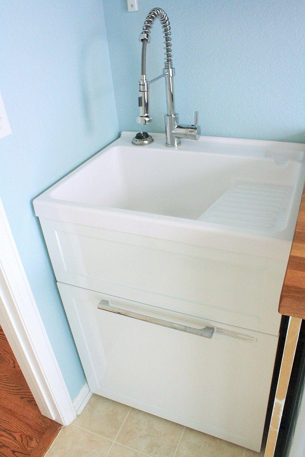 Ceramic Laundry Sink 2