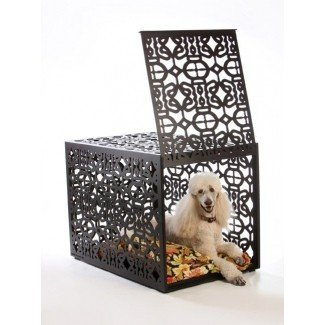 Cool dog crate