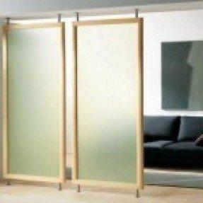 Hanging Panel Room Divider Ideas On Foter