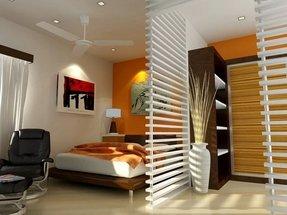 Hanging Panel Room Divider - Foter