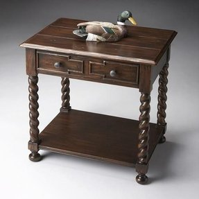 Twisted Wood Table Ideas On Foter