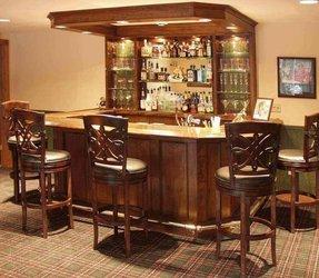 Home Bar Furniture With Fridge - Foter