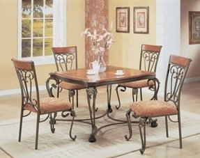 Wrought Iron Kitchen Sets Ideas On Foter