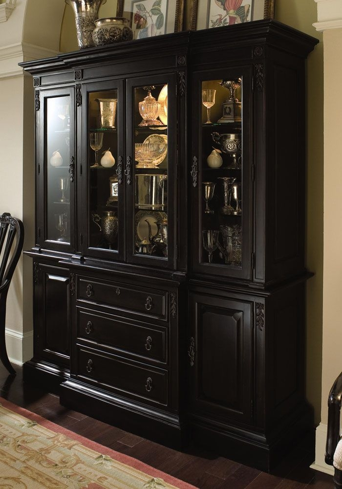 Charmant Large China Cabinet Love The Detail
