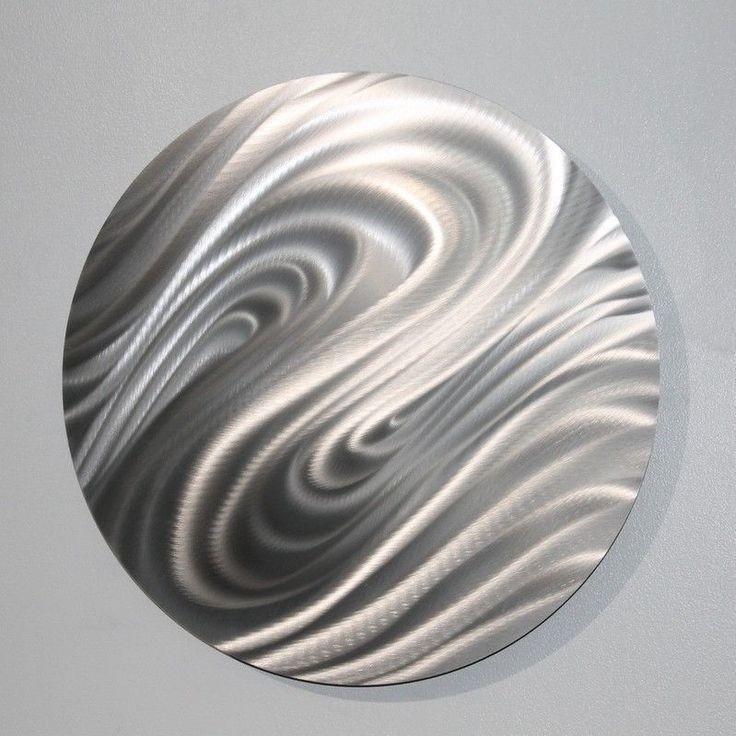 Silver Wall Decor 1