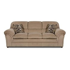Simmons upholstery sofa reviews
