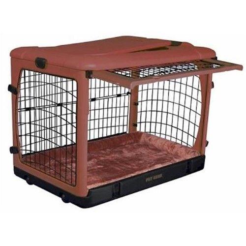 Bon The Other Door Dog Crate In Purple