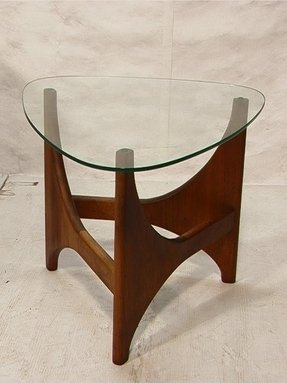Triangle end tables 3