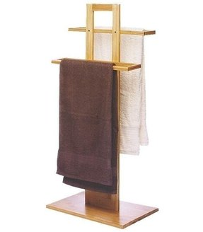 Wooden Towel Stand Foter