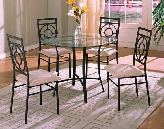Wrought Iron Dining Sets 2