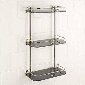Bathroom Wall Shelves And Storage - Foter
