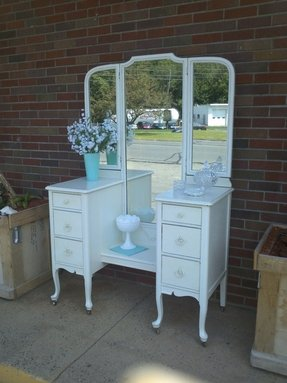 Antique White Vanity Table Ideas On Foter