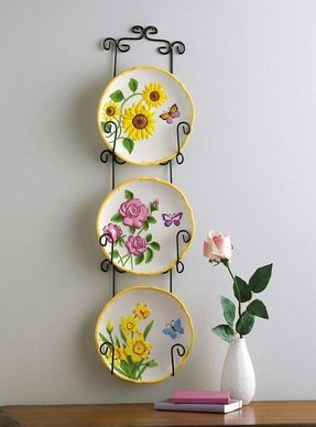Decorative Plates To Hang On Wall Foter