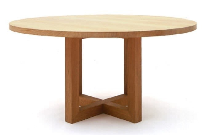 Ordinaire Round Wooden Table   Ideas On Foter