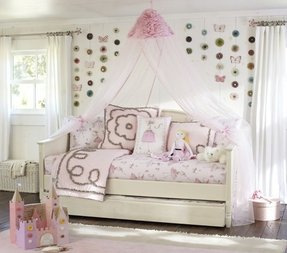 Daybed with trundle daybed comforter sets girls bedroom furniture