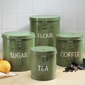 Decorative Kitchen Canisters - Ideas on Foter