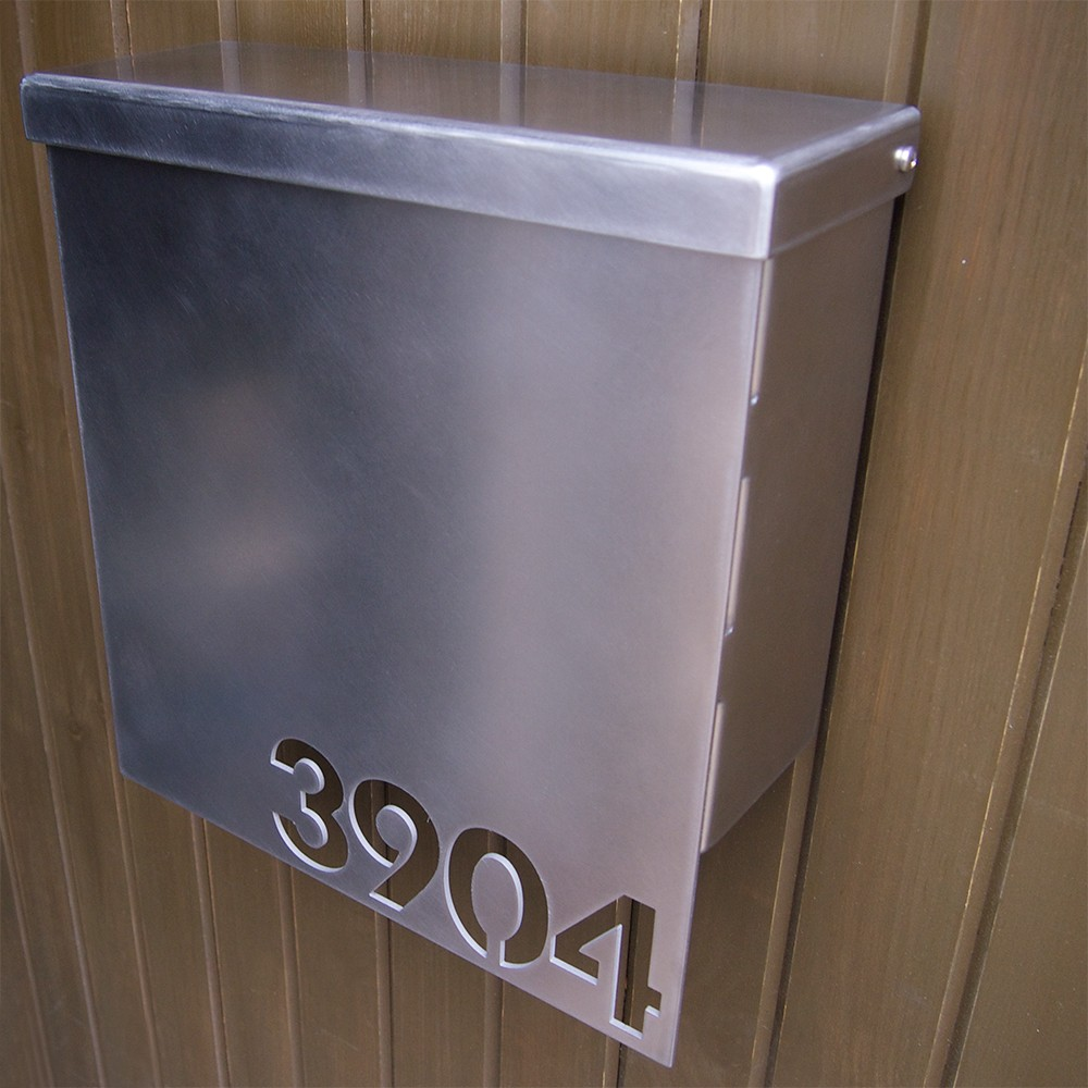 Decorative Wall Mount Mailboxes 4