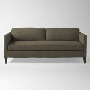 Dunham down filled sofa box cushion west elm 1300 sale