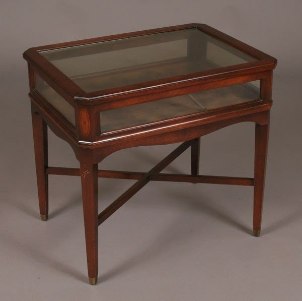 End Tables With Glass Tops 2
