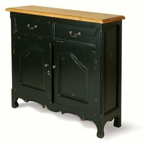 French painted narrow sideboard buffet available in 11 colours