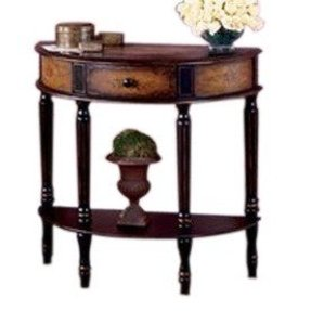 Half Round Sofa Table 4