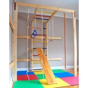 Home kids gym