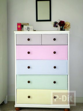 Kids chest of drawers 4