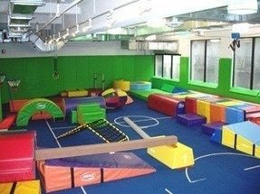 Kids gym equipment 1