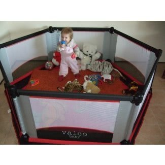 Large baby playpen