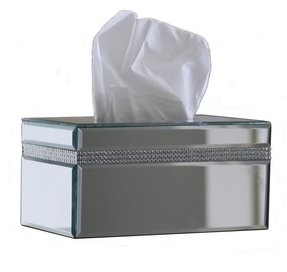Mirrored Tissue Box Cover Ideas On Foter