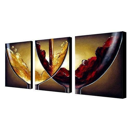 Modern abstract large cheap canvas wall art oil painting on  sc 1 st  Foter & Cheap Oversized Wall Art - Foter