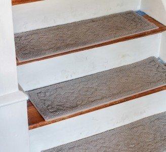 Non Slip Carpet Stair Treads Lowes