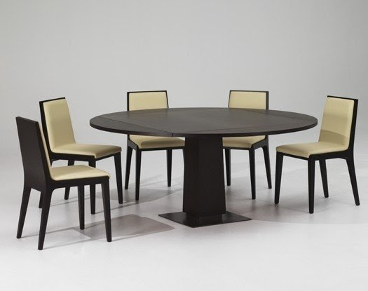 Round Dining Table For 8 People 3