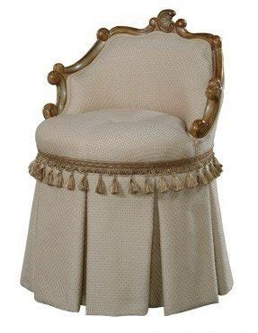 Groovy Vanity Swivel Chair Ideas On Foter Andrewgaddart Wooden Chair Designs For Living Room Andrewgaddartcom