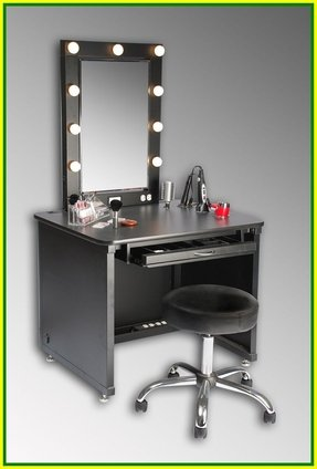 The eye stylish make up table design ideas with cool