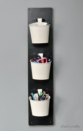 Wall Mounted Utensil Holder Foter