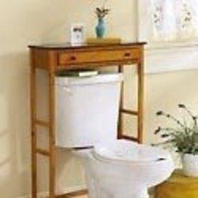 Toilet Tank Storage 1
