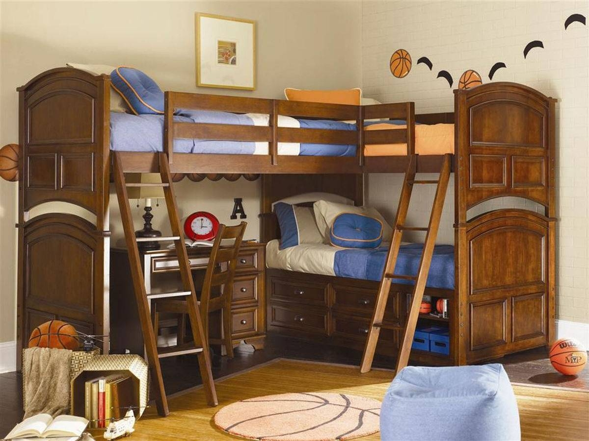 Triple Bunk Beds For Kids 3