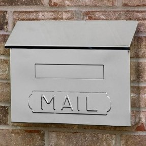 Decorative Wall Mount Mailboxes - Ideas on Foter