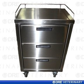 Stainless Steel Carts With Drawers Foter