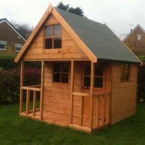 Wooden Playhouses For Sale Foter