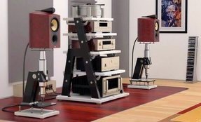 Amazing Stereo Stand Amp Rack For Sale Ideas On Foter