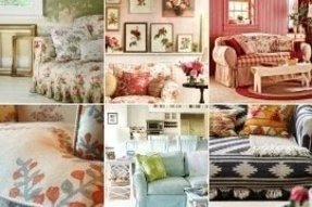 Printed Sofa Slipcovers