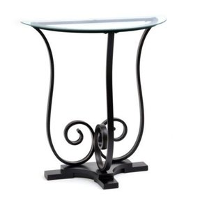 release date: 8d1d2 6b7a3 Half Round Entry Table - Ideas on Foter