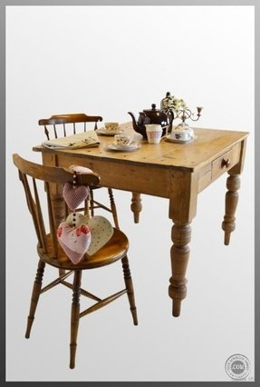 Kitchen Tables With Drawers - Ideas on Foter