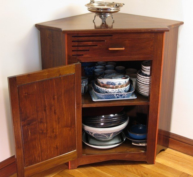 Great Triangular Corner Cabinet Design Ideas 2 Additional Images Of