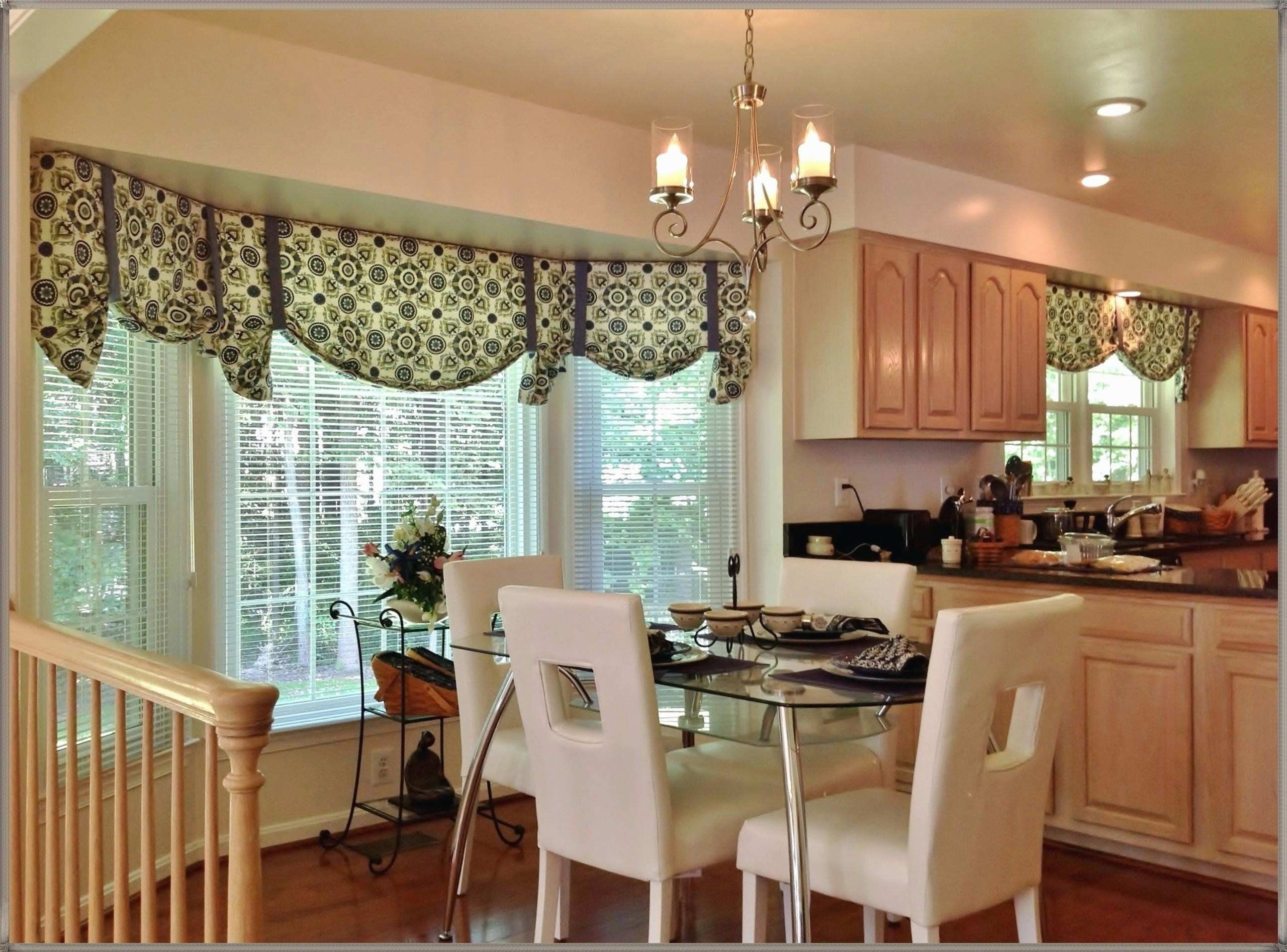 Windows Open Plan Design Soothing Valance Ideas For Window Treatment