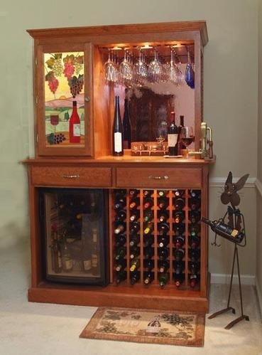 Elegant Wine Cabinets And Furniture