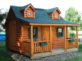 Wood playhouses for sale 1
