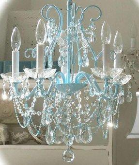 Aqua chandelier foter aqua chandelier mozeypictures Gallery
